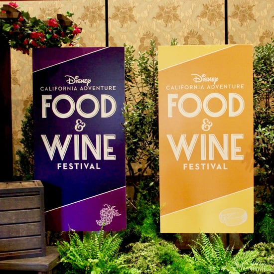 Disneyland Food and Wine Festival 2018