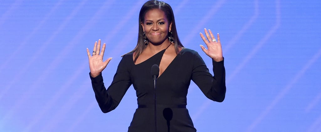 Michelle Obama Graces the ESPYs With Her Presence For a Special Award