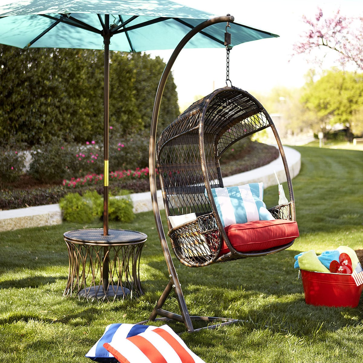 Genial After Receiving Over 100 Complaints, Pier 1 Has Recalled Roughly 276,000  Outdoor Swing Chairs And Stands. A Majority Of The Reports Claimed That The  Stand ...