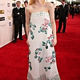 Elle Fanning stepped out in Chanel.