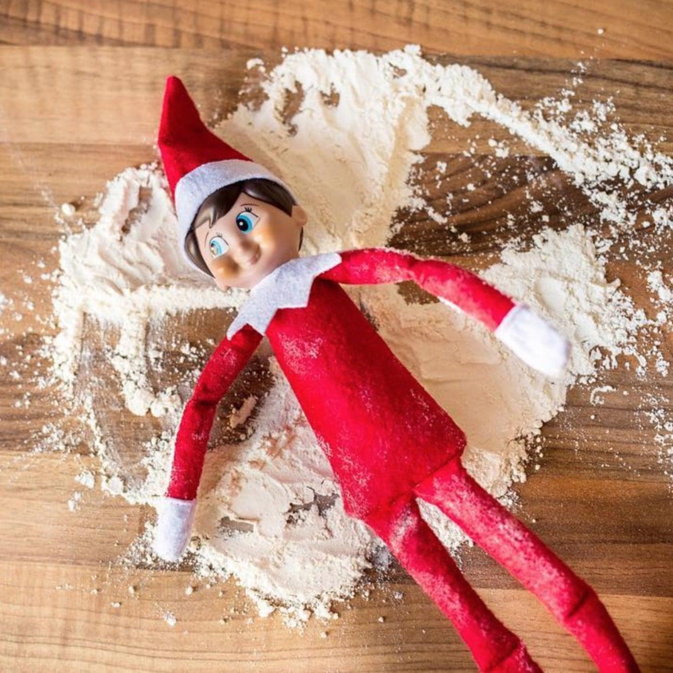Christmas Elf On The Shelf Images.Last Minute Elf On The Shelf Ideas Popsugar Family