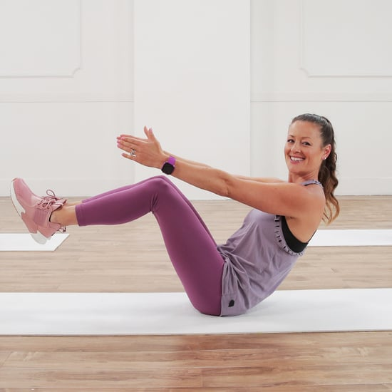 10-Minute No-Equipment Ab Workout For Beginners