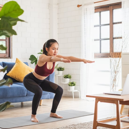 Strengthen Your Knees With This Pilates Mat Workout