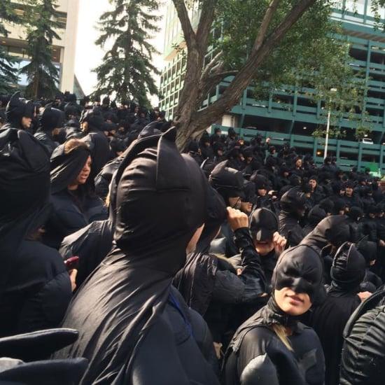 Batman World Record