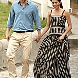 Day 4: Meghan Markle Wearing a Martin Grant Dress