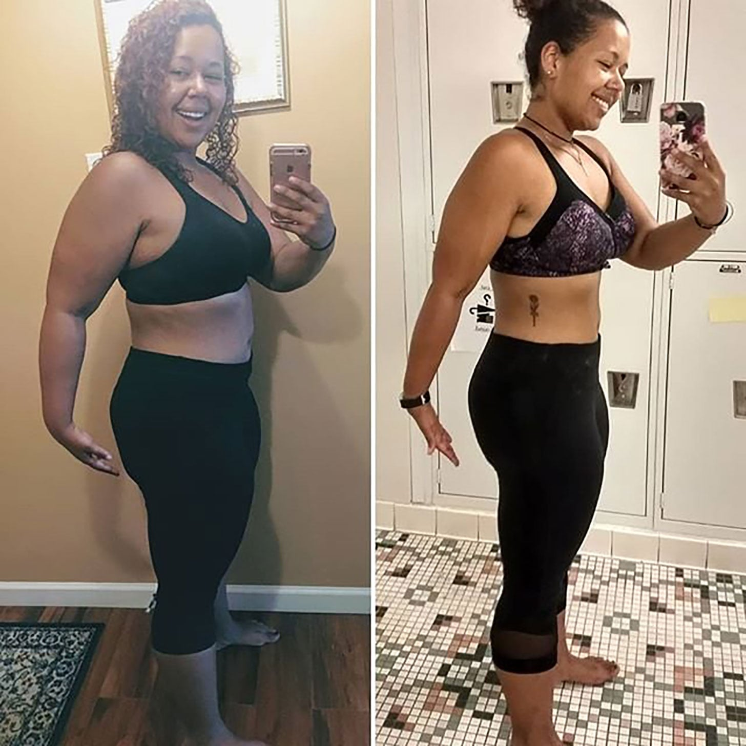 Fit Women Over 40 Before And After : They are healthier and fitter now at nancy reinhardt believes that women over 40 years old are like a driving force and she likes to inspire them.