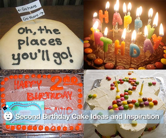 Second Birthday Party Cake Ideas and Inspiration