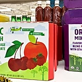 Organic Juice Pouches ($3)