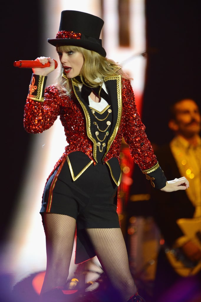 red tour taylor swift taylor swift costumes popsugar