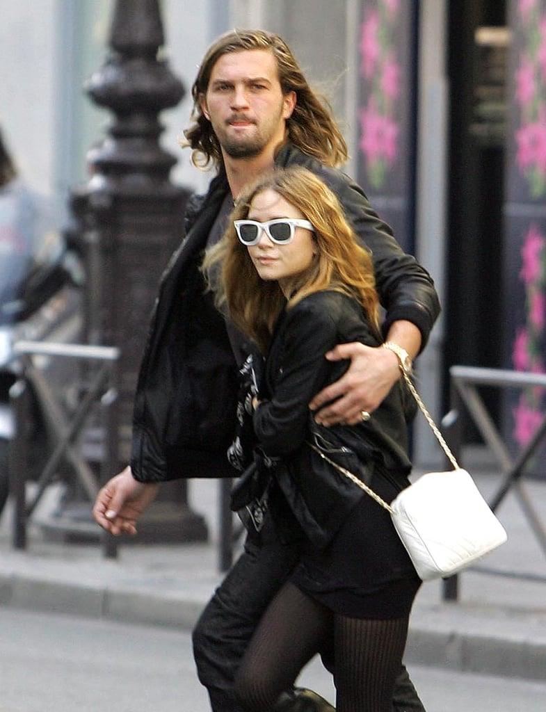 Olsen dating history