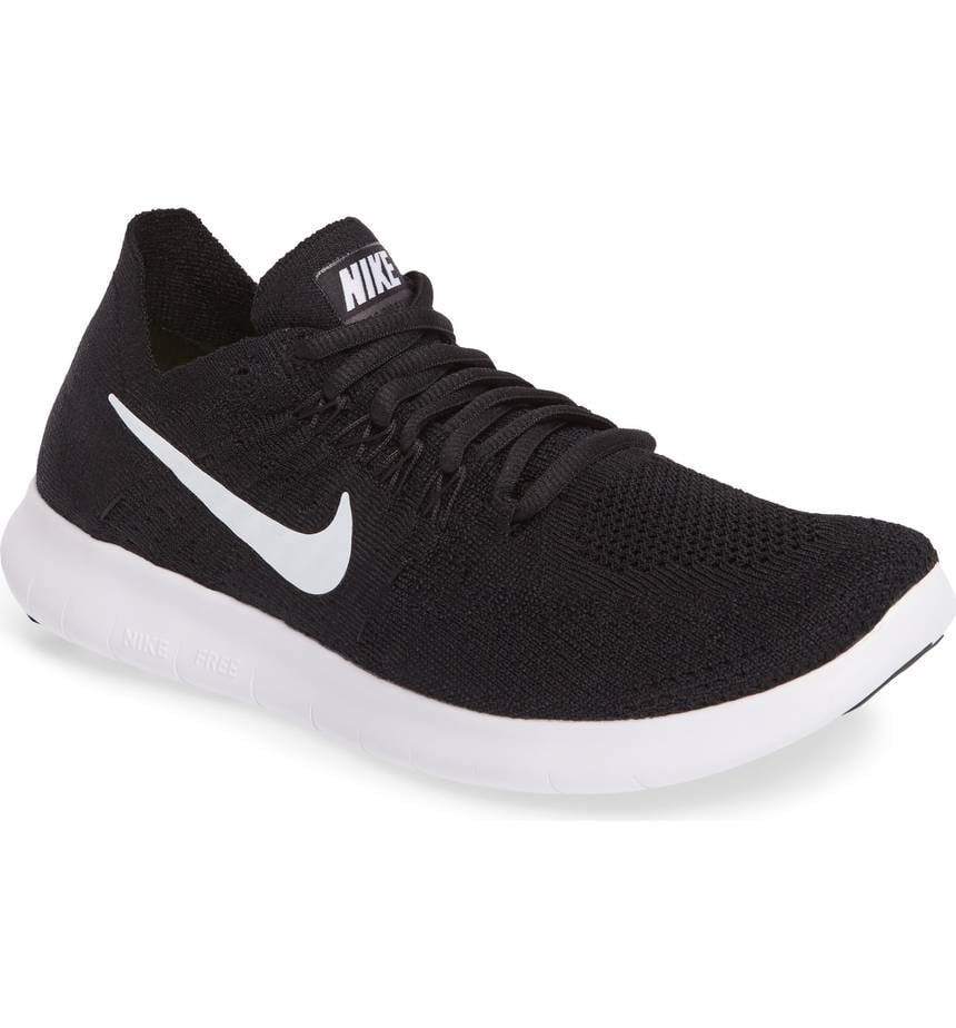 timeless design dbef5 24d2d Nike Free Run Flyknit 2 Running Shoes | Best Black Sneakers ...