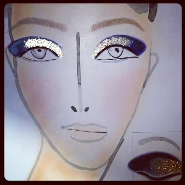 When Thakoon and Nars collide, the result is gilded eyes.