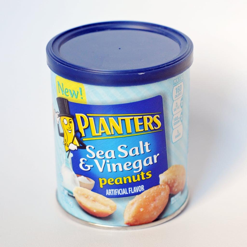 Planters Sea Salt & Vinegar Peanuts