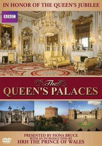 The Queen's Palaces DVD