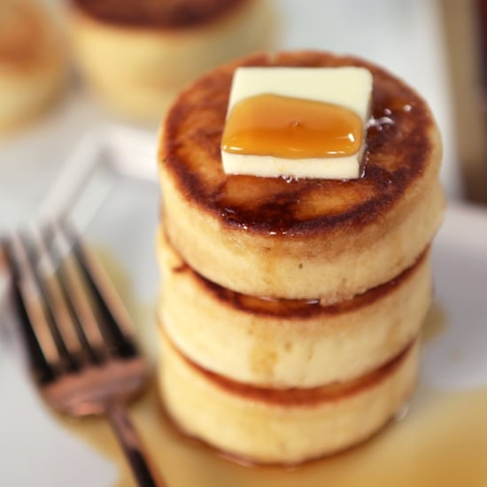 Japanese-Style Pancake Recipe