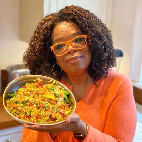 Jamie Oliver and Oprah Cook Together At Home | Video