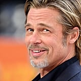 Brad Pitt at the UK premiere of Once Upon a Time in Hollywood.