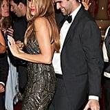 Sofia danced with Jesse Tyler Ferguson's partner, Justin Mikita.