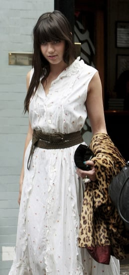 Daisy Lowe to Model for Karen Millen