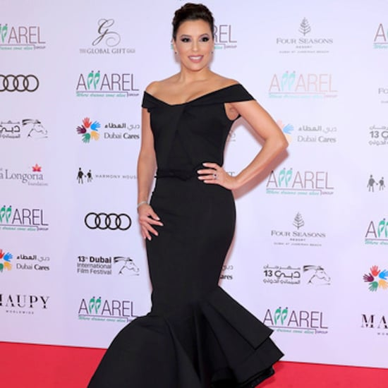 PICTURES: Eva Longoria in Dubai | December 2016