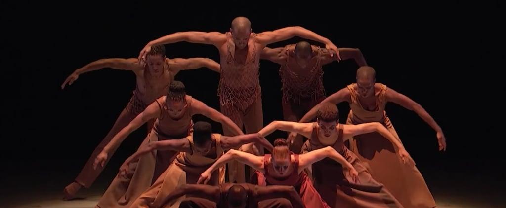 Alvin Ailey Dubai Opera 2018