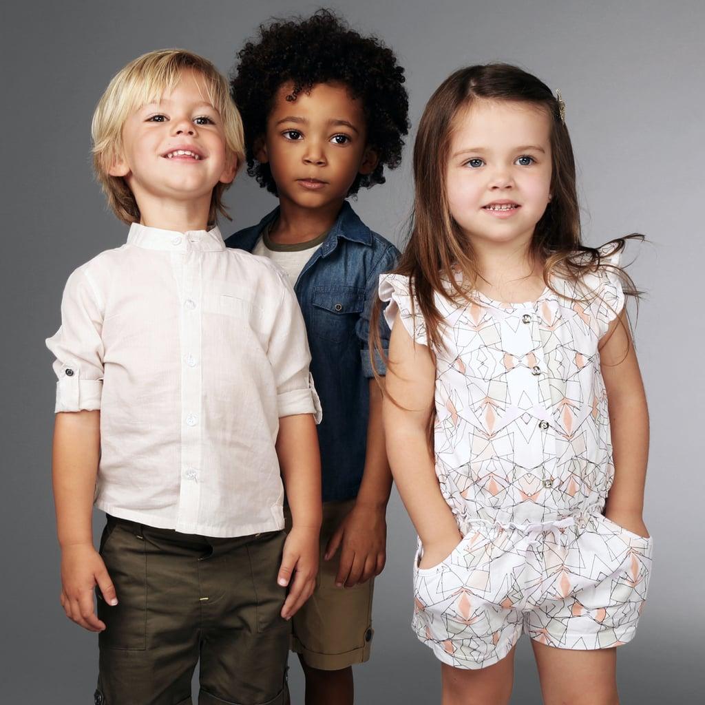 Kardashian Kids Clothing Line Summer 2015 | POPSUGAR Family