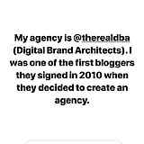 What is the biggest influencer agency?