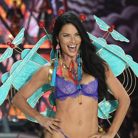 Adriana Lima Victoria's Secret Fashion Show Workout