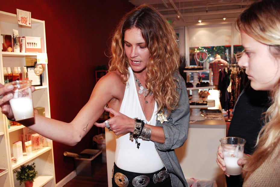 Erin Wasson Event at Azalea Boutique