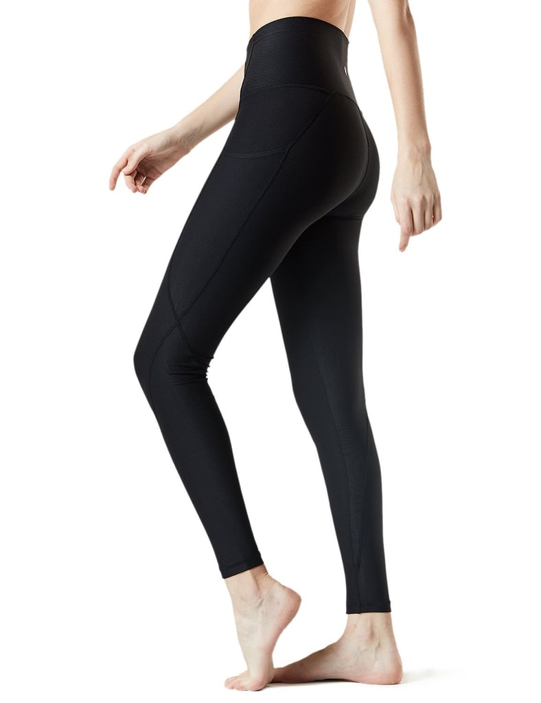 eac8dced4396d Tesla Yoga Pants High-Waist Legging | Top-Rated Leggings From Amazon ...
