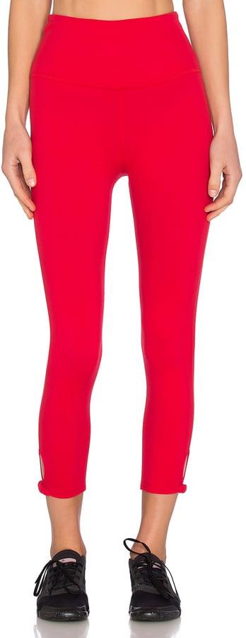 Beyond Yoga x Kate Spade High-Waist Bow Capri Legging