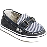 Put some prep in their step with these tiny Cole Haan boat shoes ($60).