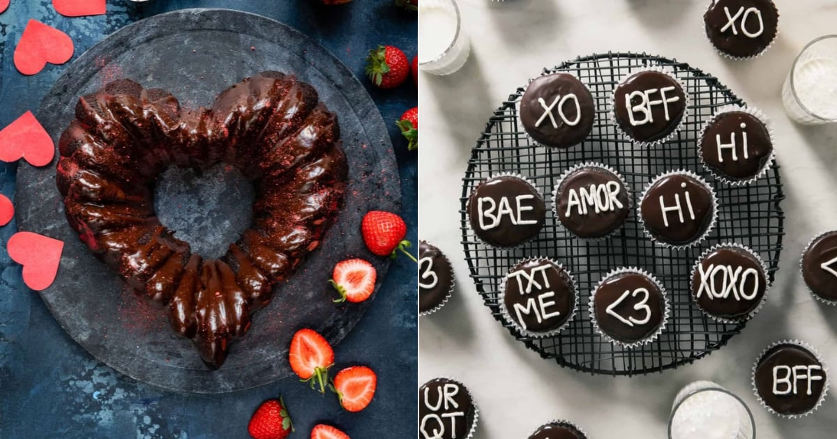 30 Valentine's Day Cake and Cupcake Recipes That Make For the Sweetest Celebration