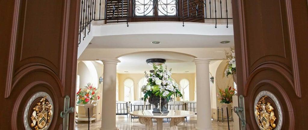 Donald Trump's St. Martin Home