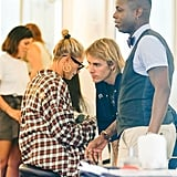 Hailey Baldwin and Justin Bieber Out in NYC August 2018