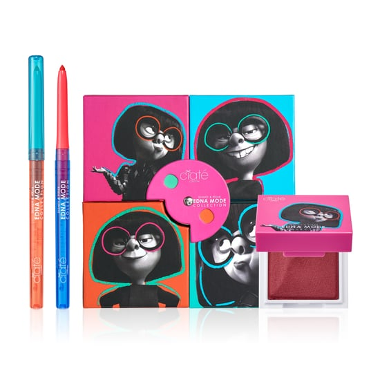 Ciaté London x Disney & Pixar Edna Mode Makeup Collection