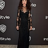Andie MacDowell at the 2019 Golden Globes Afterparty
