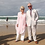 It Was Camilla's Father Who Prevented Her From Marrying Charles in the First Place