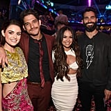 Lucy Hale, Tyler Posey, Janel Parrish, and Tyler Hoechlin