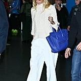 Gwyneth Paltrow Carrying a Céline Luggage Tote
