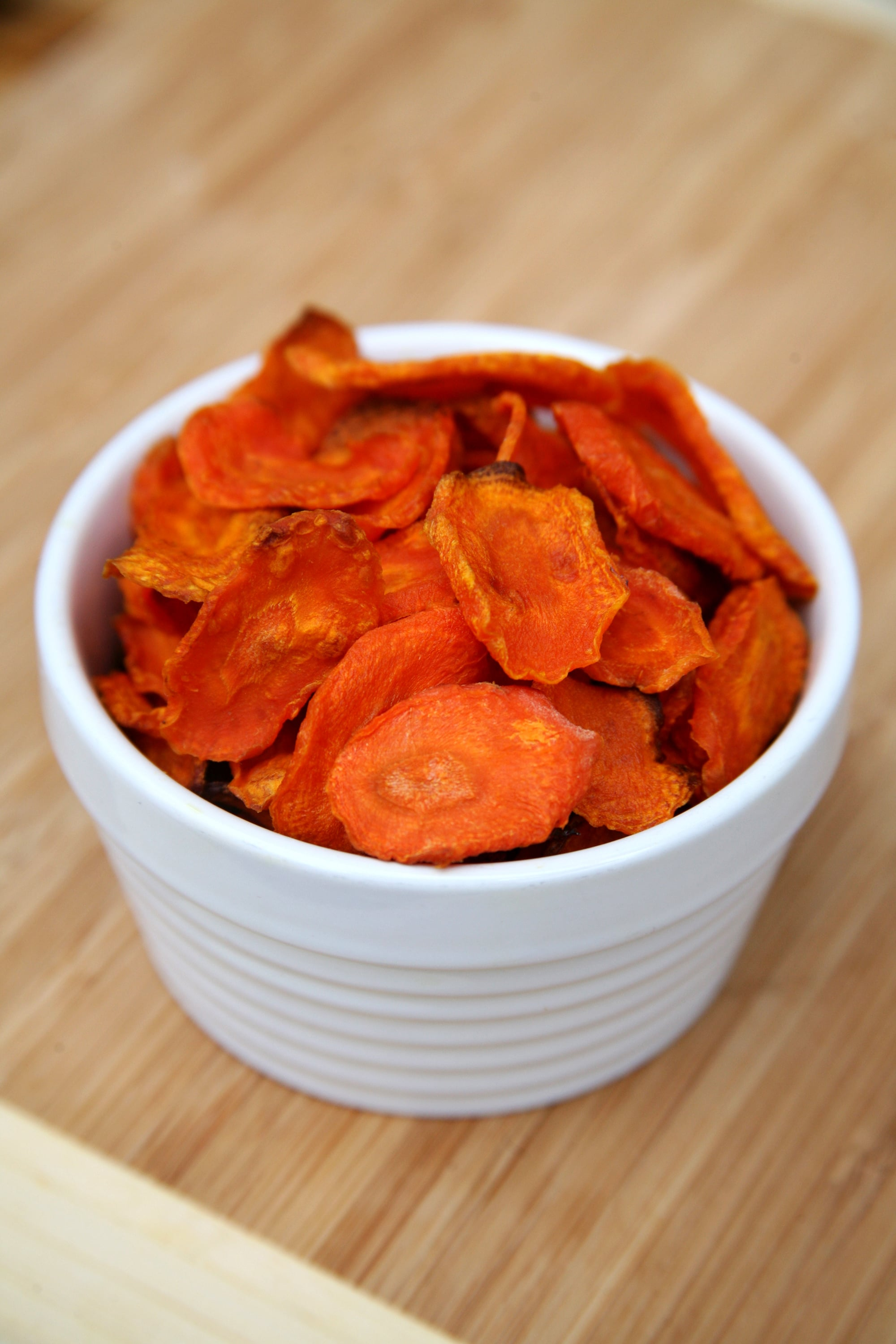 Healthy Alternative to Hot Chips: Carrot Chips | POPSUGAR ...
