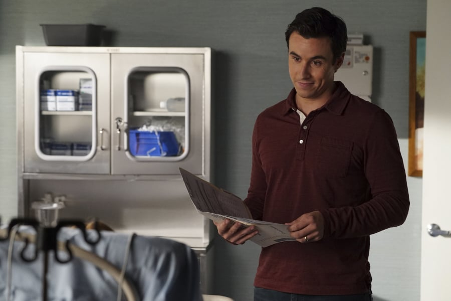 Pretty Little Liars Interview With Huw Collins