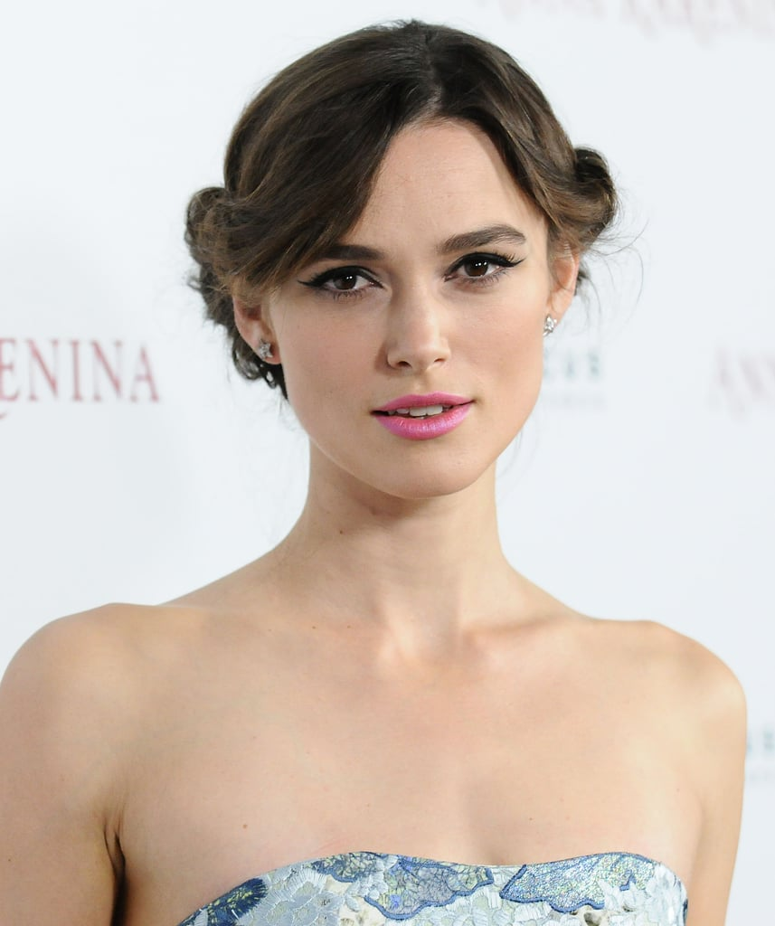 "From watching her films, you would never know that Keira Knightley has battled breakouts. ""I'm incredibly self-conscious about the fact that I get bad skin,"" she admitted to Australian Vogue. But even blemishes didn't stop Keira from winning a beauty campaign with Chanel. How's that for motivation?"