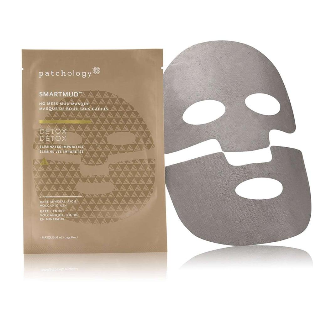 Patchology No Mess Mud Masque Facial Sheet