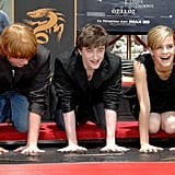 Harry Potter and the Order of the Phoenix Ceremony (2007)