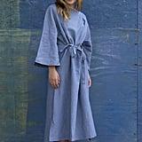 Denim Moses dress ($128)