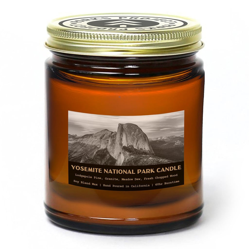 Yosemite National Park Candle | October Must Haves 2017 ...