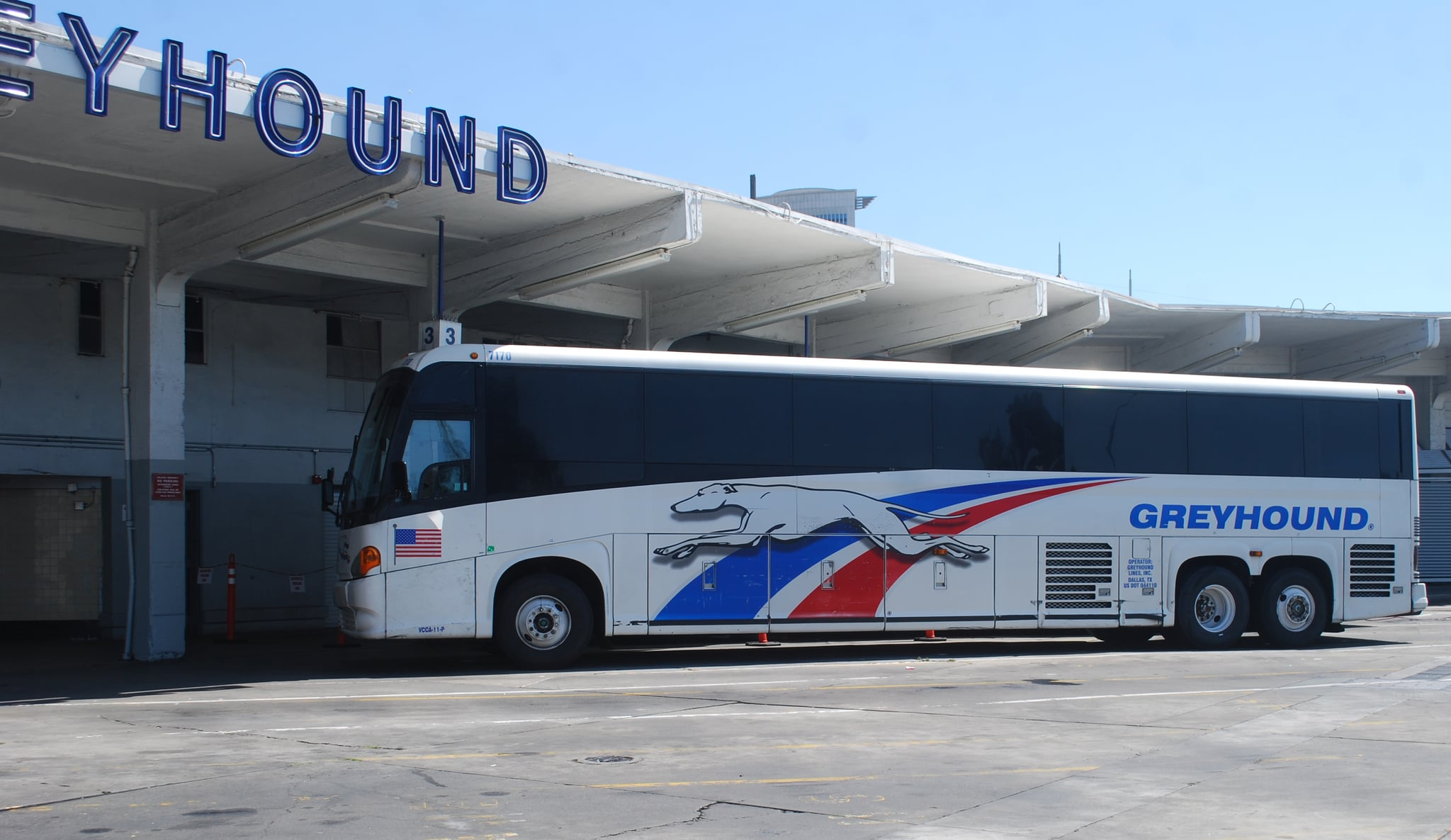 How to book a greyhound bus