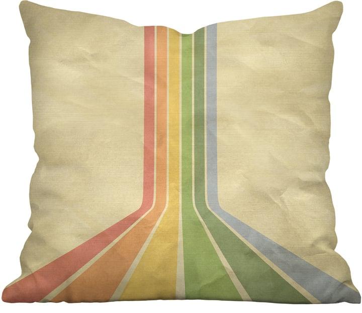 Chase the Rainbow Throw Pillow ($50)