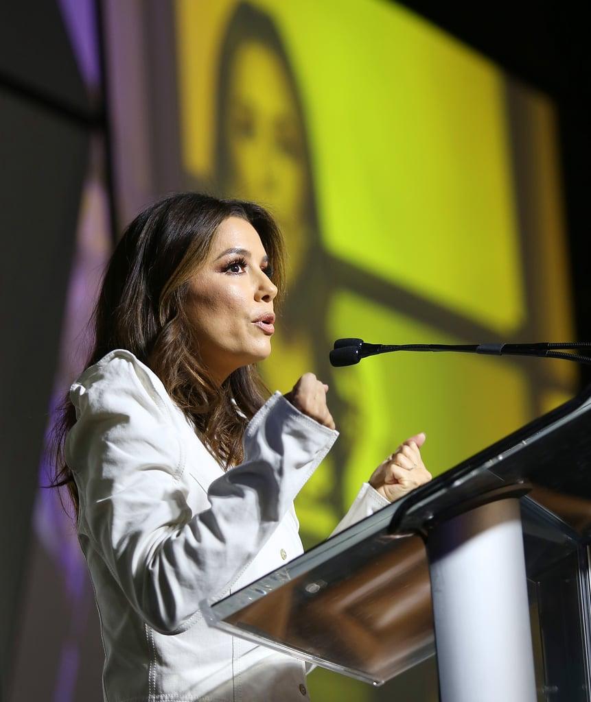 Eva Longoria Election Interview 2020